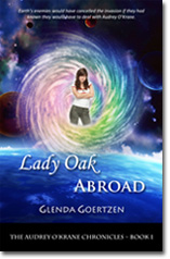Lady Oak Abroad cover